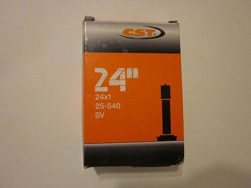 """24"""" x 1"""" (25-540) Inner Tube"""