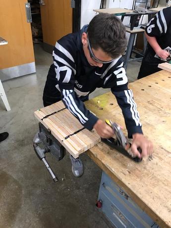 Cutting Board Hand Planing II.jpg