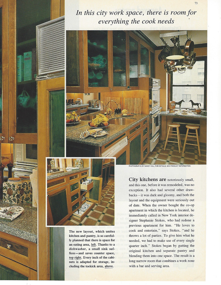 House Beautiful Kitchens_Bath - Summer 9