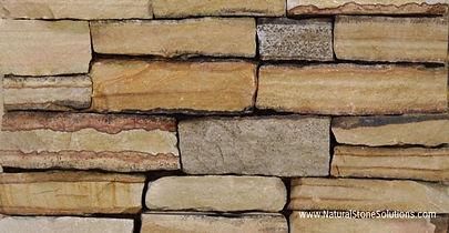 Natural Stone Solutions Rustic Ledgestone