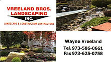 Vreeland Bros. Landscaping
