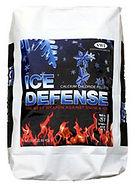 Ice Defense calcium chloride pellets