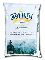 EasyBlaze Wood Pellet Fuel