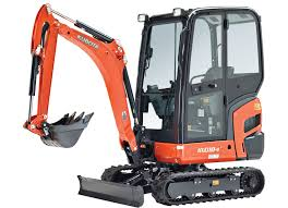 Kubota KXO40-4R1 Mini Excavator