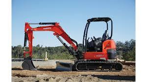 U35-11 Excavator with Thumb