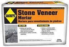 Stone Vener Mortar