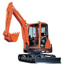 Kubota KX-71 Mini Excavator w/ Thumb