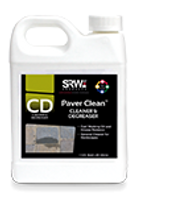 SRW CD Paver Clean Cleaner & Degreaser