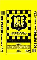 Ice Patrol rock salt