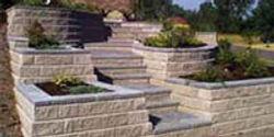 Cambridge Pavingstones Sigma Wall Systems