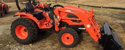 Kioti KL2610 Tractor Bucket Only