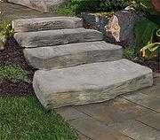 Cambridge Cast Stone - Caps, Steps & Stairs