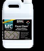 SRW Paver Clean MC Mold, Moss & Mildew Cleaner