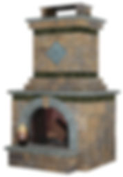 Cambridge Fireplace Kits
