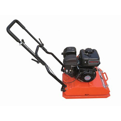 Plate Compactor with Plastic Plate