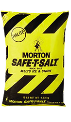 Morton Safe-T-Salt rock salt