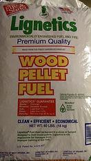 Lignets Wood Pellet Fuel
