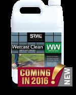 SRW Wetcast Clean