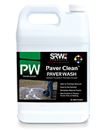 SRW Paver Clean Paver Wash