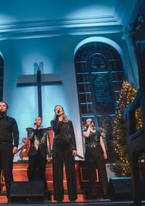 Joulukonsertti, Lähetyskirkko, joulukuu 2019