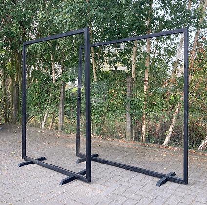 Veiligheidsscherm 140 x 180 cm