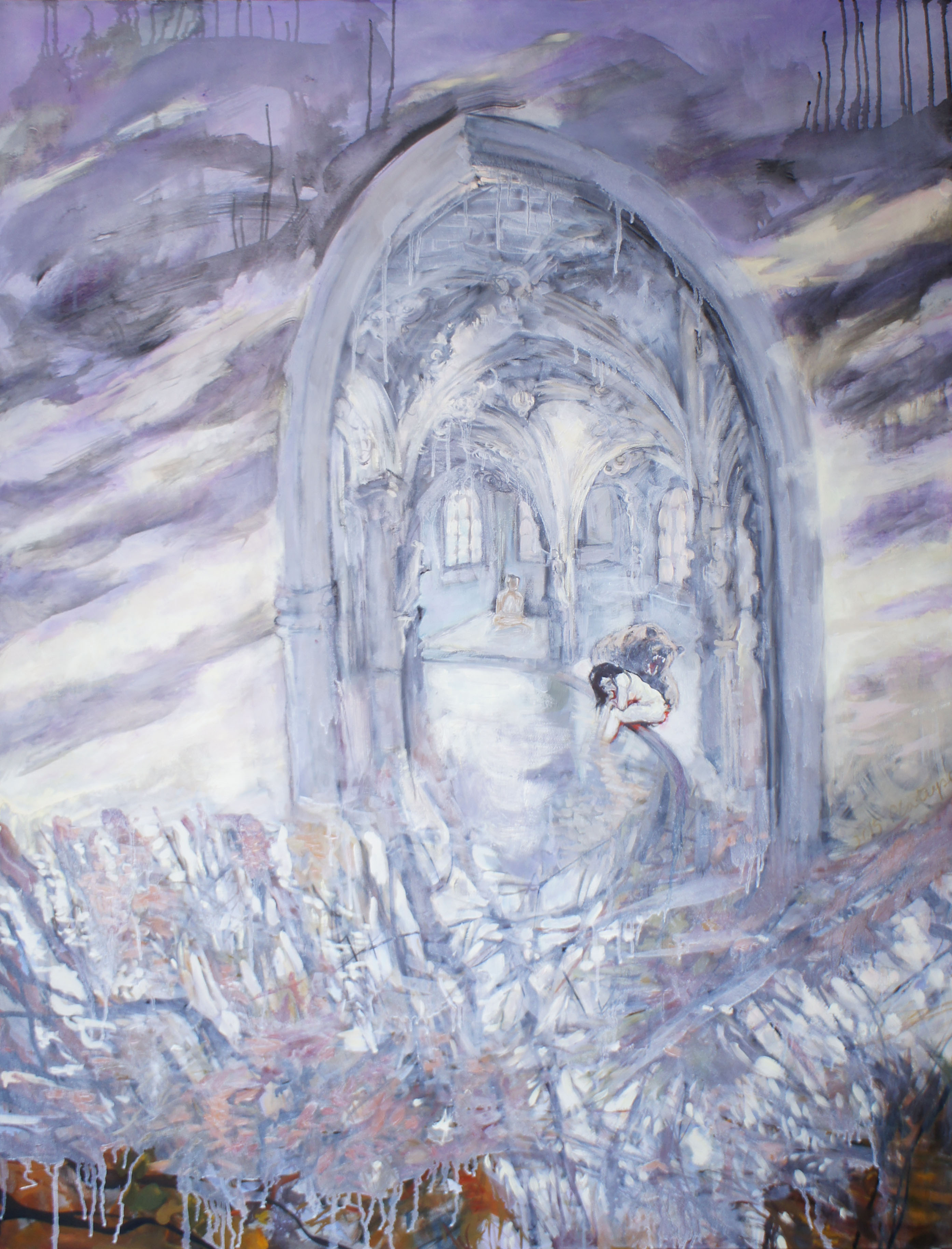 Hunger Cathedral I