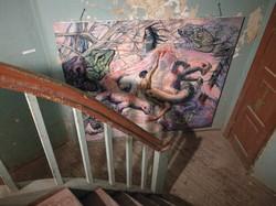 Glezna kapnēs