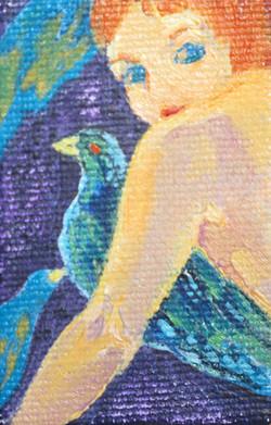 BIRD MUMMY