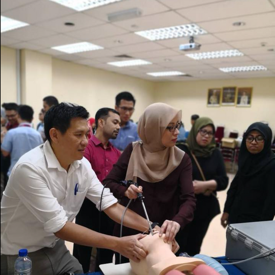 Difficult Airway in ED Course 2018