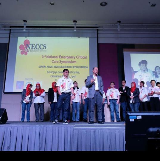 Co-Chairman NECCS2017