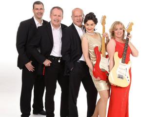 Die Quintett Besetzung - für Galas und Tanzmusik vom Feinsten.