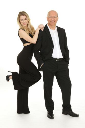 Madeleine und Dieter