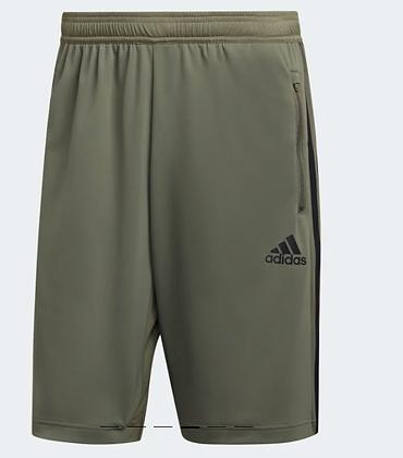 Quần Đùi Nam Adidas Designed 2 Move 3-Stripes Primeblue Shorts 100% Chính Hãng