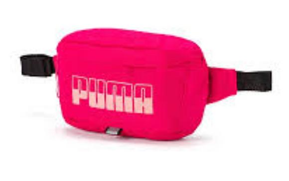 Puma Plus Waist Bag II in Pink 075751 11 100% chính hãng