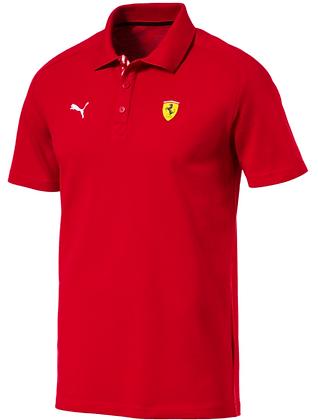 Áo Thun Nam Puma Scuderia Ferrari Polo 100% chính hãng