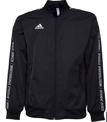 Áo Khoác Nam adidas Mens FTBI Anthem Jacket Black 100% chính hãng