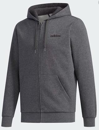ÁO KHOÁC NAM adidas FEELCOZY Fleece Hooded Track Jacket 100% chính hãng
