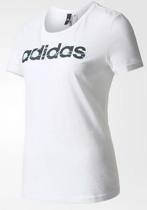 Áo Nữ Adidas Special Linear White BP8374 100% chính hãng