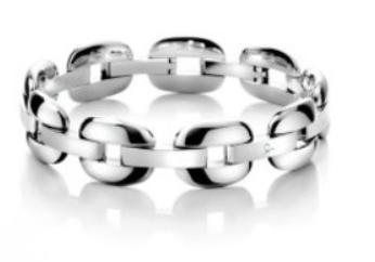 Vòng/Lắc Tay Calvin Klein Treasure Silver 7 inches Bracelet 100% chính hãng