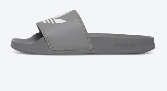 Dép Nam Adidas Originals Adilette Lite Slipper Grey 100% chính hãng