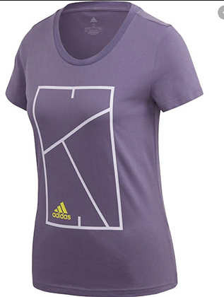Áo Thun Nữ Adidas W Court Tee 100% chính hãng