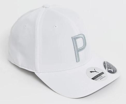 Nón Puma P110 Cap White 100% chính hãng