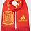 Thumbnail: Khăn Choàng Cổ Vũ Adidas Tuyển Tây Ban Nha 100% chính hãng