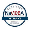 Certifed NaVOBA Business Enterprise Logo