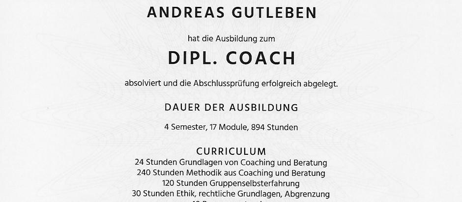 Diplom Coach und Balance Kinesiologe