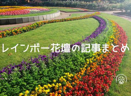 レインボー花壇の記事まとめ【やっぱ愛ダホ!in福岡2020】