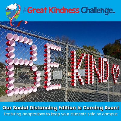 GKC - Social Distancing Edition Coming S