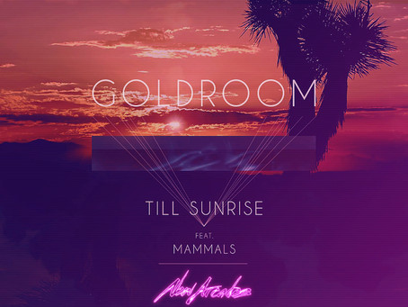 Goldroom - Till Sunrise. Feat Mammals (New Arcades Remix)