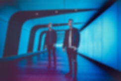 NEW ARCADES, BAND, SYNTHWAVE, SYNTHPOP DUO, LONDON BASED, ARTISTS, INDIE ELECTRONIC