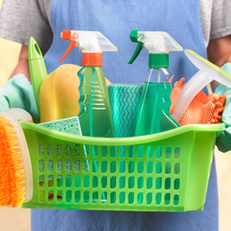 Must have Home Cleaning Supplies Available Online